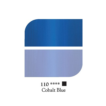 Georgian Oil, 225ml - 110 Cobalt Blue