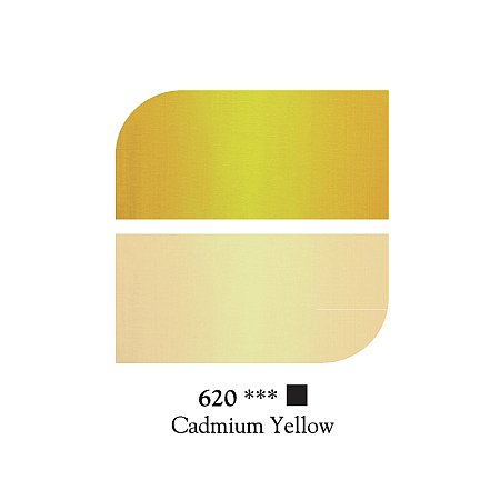 Georgian Oil, 225ml - 620 Cadmium Yellow